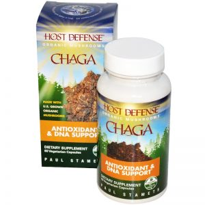 chaga for psoriasis