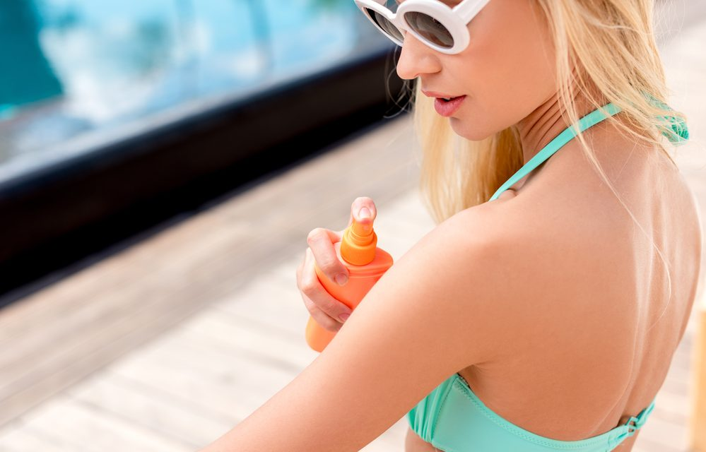 How to Treat Your Sensitive Skin During Summer